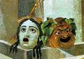 Maschere teatrali (mosaico).png